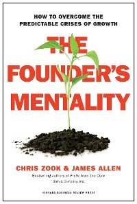 Cover The Founder's Mentality