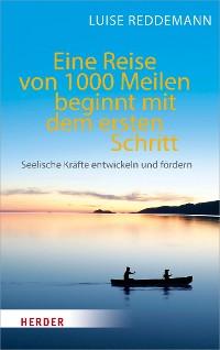 Cover Eine Reise von 1000 Meilen beginnt mit dem ersten Schritt