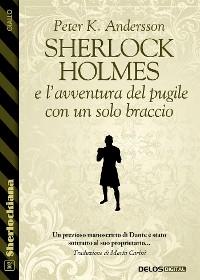 Cover Sherlock Holmes e l'avventura del pugile con un solo braccio