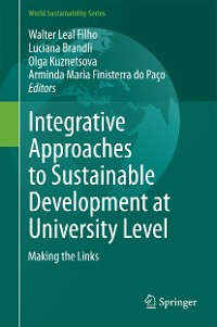 Cover Integrative Approaches to Sustainable Development at University Level