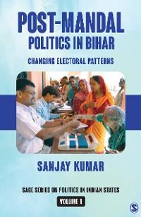 Cover Post-Mandal Politics in Bihar
