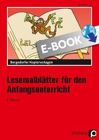 Cover Lesemalblätter für den Anfangsunterricht