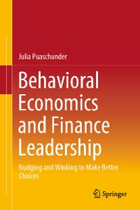 Cover Behavioral Economics and Finance Leadership