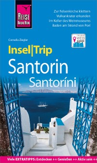 Cover Reise Know-How InselTrip Santorin