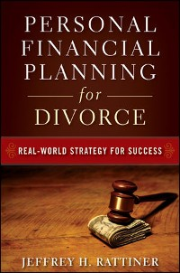 Cover Personal Financial Planning for Divorce
