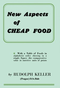 Cover New Aspects of Cheap Food