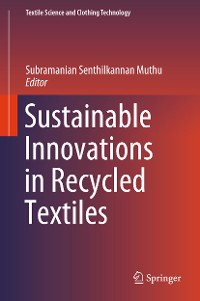Cover Sustainable Innovations in Recycled Textiles
