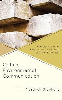 Cover Critical Environmental Communication