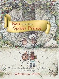 Cover Ben and the Spider Prince