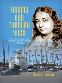 Cover Finding God through Yoga