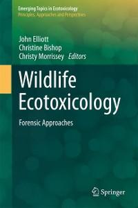 Cover Wildlife Ecotoxicology