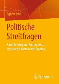 Cover Politische Streitfragen