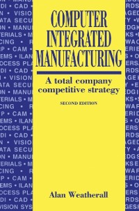 Cover Computer Integrated Manufacturing