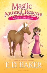 Cover Magic Animal Rescue 3: Maggie and the Unicorn