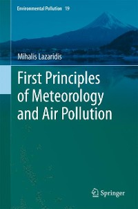 Cover First Principles of Meteorology and Air Pollution