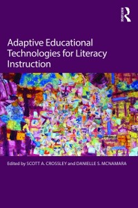 Cover Adaptive Educational Technologies for Literacy Instruction