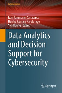 Cover Data Analytics and Decision Support for Cybersecurity