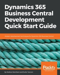 Cover Dynamics 365 Business Central Development Quick Start Guide