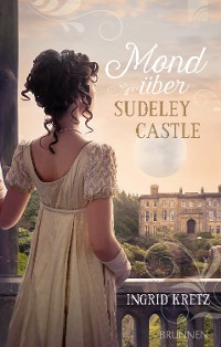 Cover Mond über Sudeley Castle