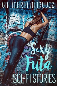 Cover Sexy Futa Sci-Fi Stories