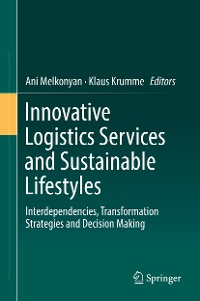 Cover Innovative Logistics Services and Sustainable Lifestyles
