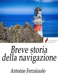 Cover Breve storia della navigazione