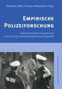 Cover Empirische Polizeiforschung