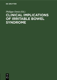 Cover Clinical Implications of Irritable Bowel Syndrome