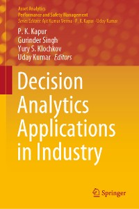 Cover Decision Analytics Applications in Industry