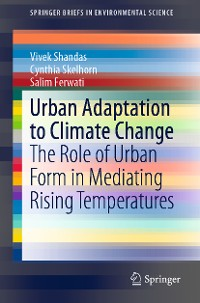 Cover Urban Adaptation to Climate Change