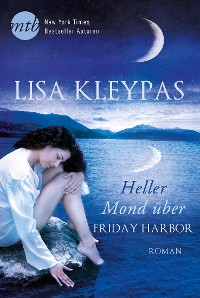 Cover Heller Mond über Friday Harbor