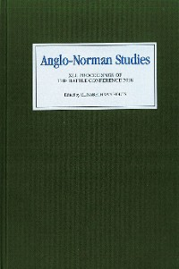 Cover Anglo-Norman Studies XLI