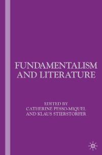 Cover Fundamentalism and Literature