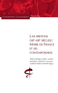 Cover Lais bretons (XIIe-XIIIe siècles)