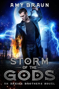 Cover Storm of the Gods