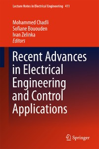 Cover Recent Advances in Electrical Engineering and Control Applications