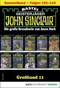 Cover John Sinclair Großband 11 - Horror-Serie