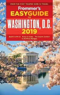 Cover Frommer's EasyGuide to Washington, D.C. 2019