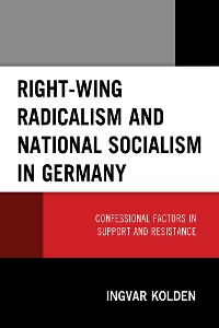 Cover Right-Wing Radicalism and National Socialism in Germany