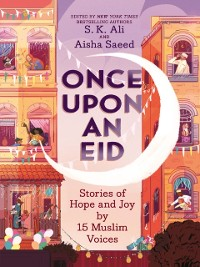 Cover Once Upon an Eid