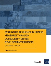 Cover Scaling Up Resilience-Building Measures through Community-Driven Development Projects