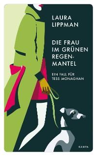 Cover Die Frau im grünen Regenmantel