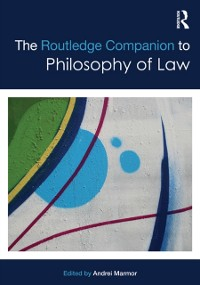 Cover Routledge Companion to Philosophy of Law