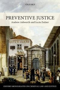 Cover Preventive Justice