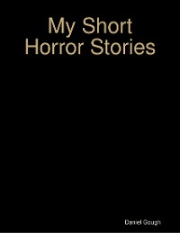 Cover My Short Horror Stories