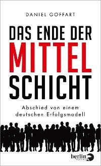 Cover Das Ende der Mittelschicht