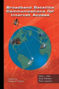 Cover Broadband Satellite Communications for Internet Access