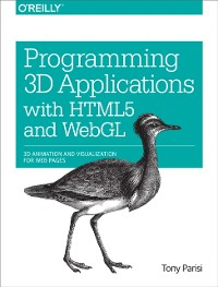 Cover Programming 3D Applications with HTML5 and WebGL