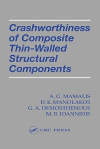 Cover Crashworthiness of Composite Thin-Walled Structures