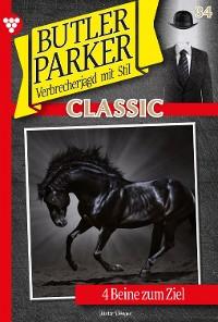 Cover Butler Parker Classic 34 – Kriminalroman